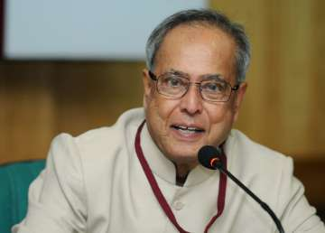 File Photo of Pranab Mukherjee - India TV