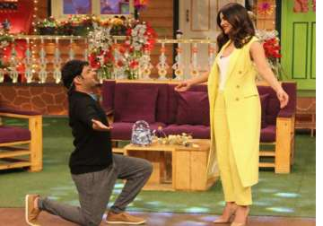 Kapil Sharma and Priyanka Chopra