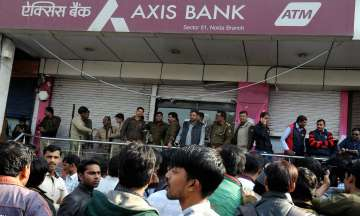 NCR branches of Axis Bank under IT scanner -...