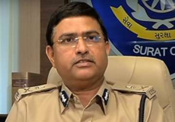 File pic of interim CBI Director Rakesh Asthana -...