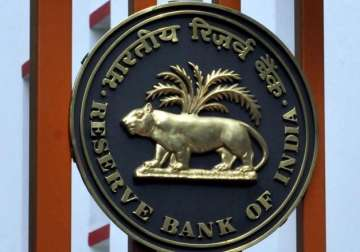 Logo of Reserve Bank of India - India TV