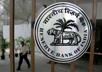File pic - RBI Logo - India TV