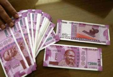 New Rs 2000 note