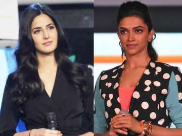 Deepika and Katrina
