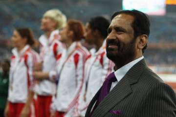 File photo of Suresh Kalmadi - India TV