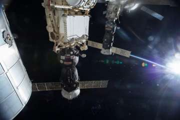 ISS, Russia, Space Agency, NASA, Cargo Ship