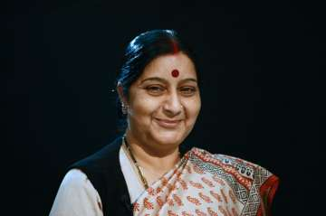 File Photo of Sushma Swaraj - India TV