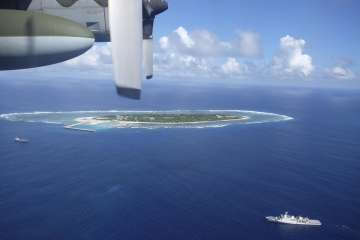 South China Sea, US, Think Tank, Satellite Images