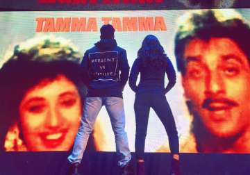 Songs like 'Tamma Tamma' live on, says Alia...