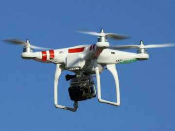 Representative Pic of a drone