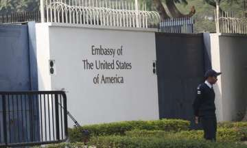 US embassy, security advisory, India, ISIS