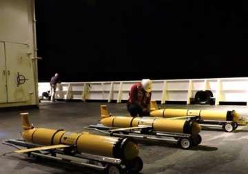 China seizes US underwater drone in South China...