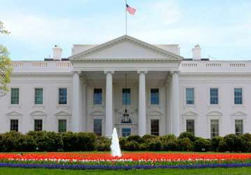 An outside view of White House - India TV