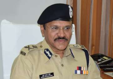 File pic - CRPF Director General K Durga Prasad ...