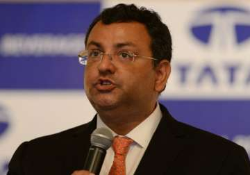 File pic of Cyrus Mistry - India TV