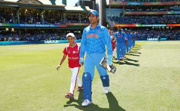 BCCI's special tribute to 'Captain MS...