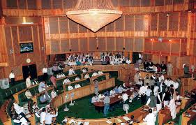 Disruption in House as opposition chants slogans...