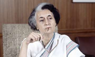 Indira Gandhi had tried to persuade then Pakistan...