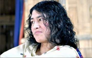 File photo of Irom Sharmila - India TV
