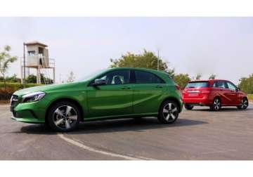 Mercedes-Benz India launches A and B Class Night...