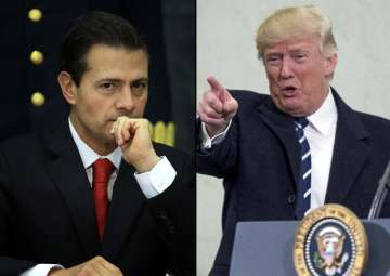 Mexico wall, Donald Trump, Mexican President, Pena