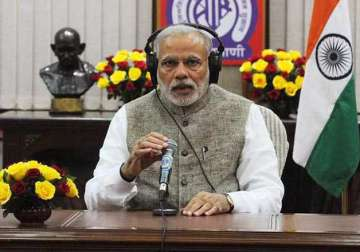 PM Modi to address nation in 34th edition of...