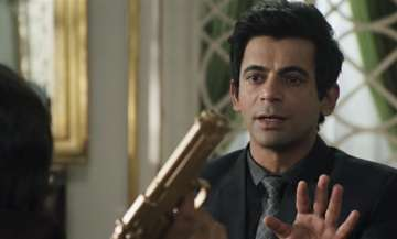 Trouble comes calling for Sunil Grover's...