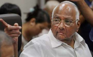 NCP chief Sharad Pawar have been conferred with...