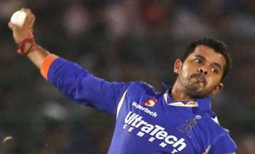 BCCI imposed a ban on S Sreesanth for involvement...