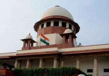 File pic - Supreme Court of India - India TV