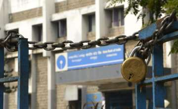Nine bank unions to go on strike today to protest...