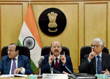 Election Commission asks parties not to raise...