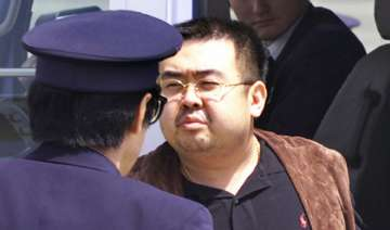 Kim Jong-nam was killed using VX Nerve, declared...