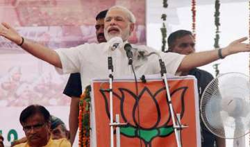 Insurgents impose curfew during PM Modi's rally...