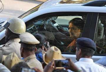 Sasikala to spend 13 more months in jail if she...