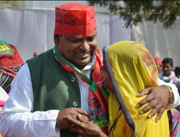 UP Minister, Gayatri Prajapati, Rape Accused