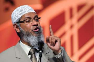 Zakir Naik asks ED to send questionnaire in money...