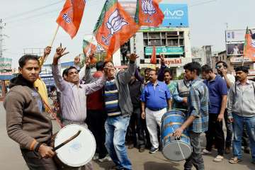 BJP has secured historic win in Uttarakhand and...
