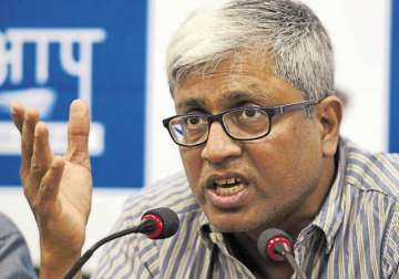 AAP leader Ashutosh - India TV