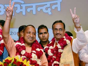 Dinesh Sharma will be one of the two deputies of...