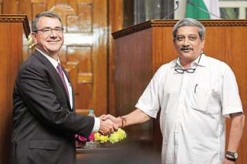 Inked seven months ago, India-US logistics pact...