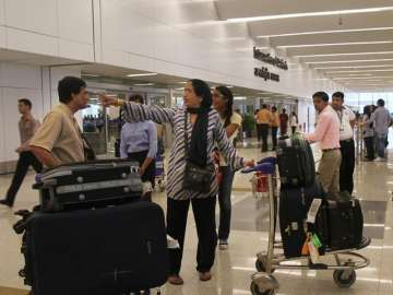 Five additional airports will begin a trial for...