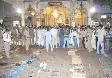 File pic of 2007 Ajmer blast - India TV