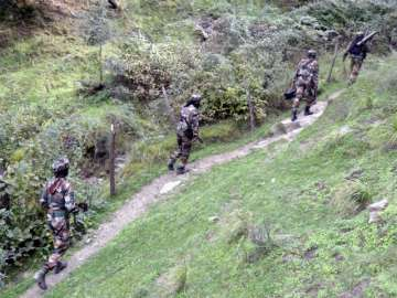 Indian Army, Assam, Terror Operations