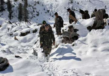 58 soldiers died in natural calamities in three...