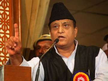 Azam Khan has been accused of having illegally...
