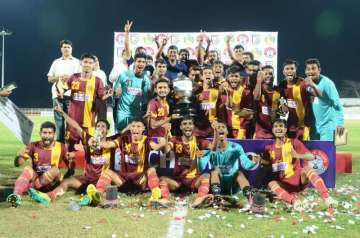 Santosh Trophy, Bengal, Goa, Win, Soccer