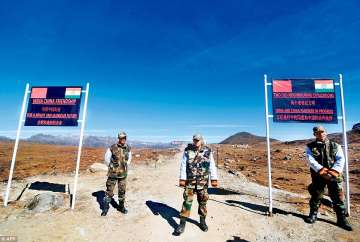 'China ready for concessions if India cedes land...