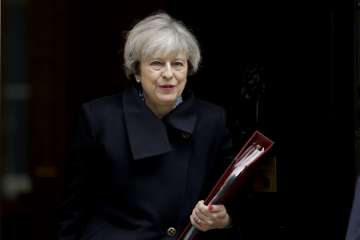 Thersa May plans to start Brexit negotiations by...