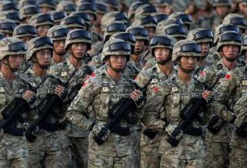 China hikes its defence budget to Rs 10 lakh cr,...